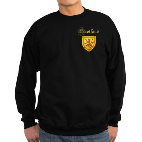 Dynamic Scotland. Sweatshirt (dark)