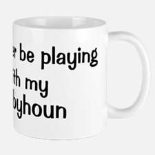 Be with my Stabyhoun Mug