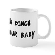 I Ate The Dingo Mug