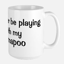 Be with my Pomapoo Mug
