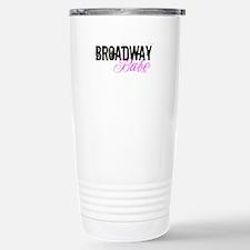 Broadway Babe Travel Mug