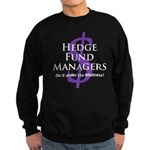 The Hedge Hog's Sweatshirt (dark)