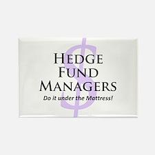 The Hedge Hog's Rectangle Magnet