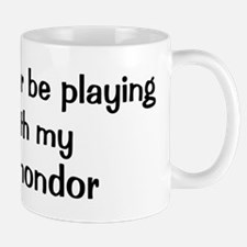 Be with my Komondor Mug