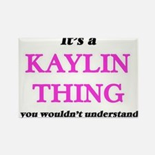 It's a Kaylin thing, you wouldn't Magnets