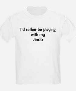 Be with my Jindo T-Shirt
