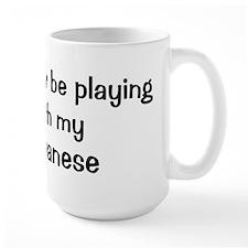 Be with my Havanese Mug