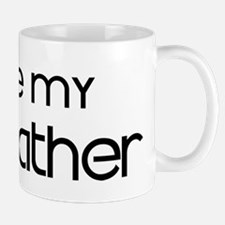 I Love My New Father Mug