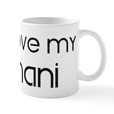 I Love My Nani Mug