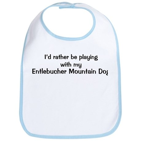 Be with my Entlebucher Mounta Bib