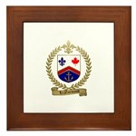 LENORMAND Family Crest Framed Tile