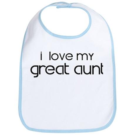 I Love My Great Aunt Bib By Myhipfamily