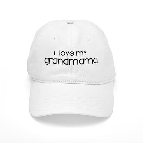 I Love My Grandmama Cap