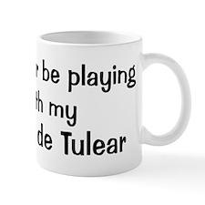 Be with my Coton de Tulear Mug