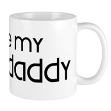 I Love My Granddaddy Mug