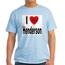 I Love Henderson T-Shirt