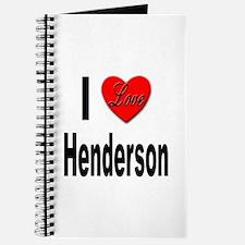 I Love Henderson Journal