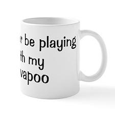 Be with my Cavapoo Mug