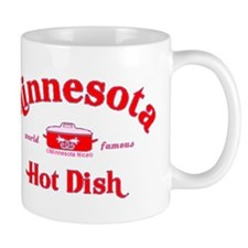 Minnesota Hot Dish Small Mug