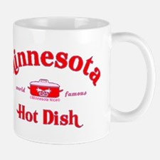 Minnesota Hot Dish Small Small Mug
