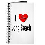 I Love Long Beach Journal