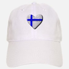 Finnish Baseball Baseball Cap