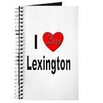 I Love Lexington Journal