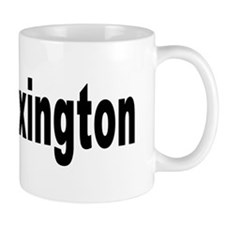 I Love Lexington Mug