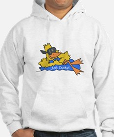 Ducky on a Raft Hoodie