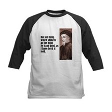 """Chaucer """"As Gold"""" Tee"""