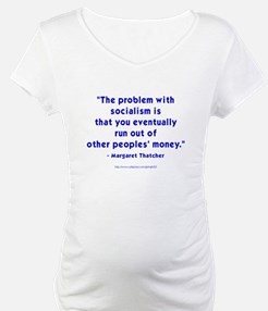 The Iron Lady Speaks Shirt