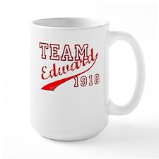 Team Edward Cullen Twilight Mug
