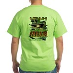 Utah The New Area 51 Green T-Shirt