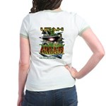 Utah The New Area 51 Jr. Ringer T-Shirt