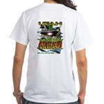 Utah The New Area 51 White T-Shirt