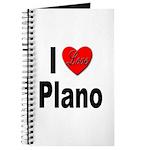 I Love Plano Texas Journal