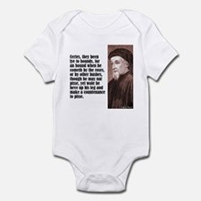 "Chaucer ""Hounds"" Infant Bodysuit"