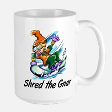 Shred the Gnar Mug