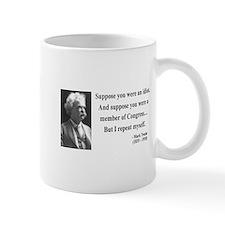 Mark Twain 15 Mug