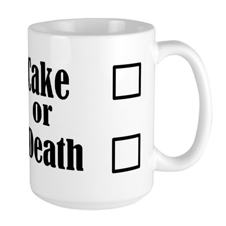 cake or death3700 Mugs