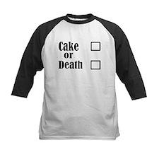 Unique Cake death Tee