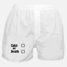 Unique Death Boxer Shorts