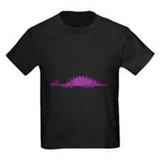 Dragonnspine Populace Kids Dark T-Shirt
