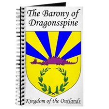 Dragonsspine Journal