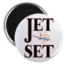 Jet Set 2 Magnet