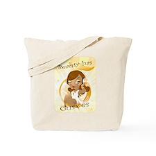 Beautiful Curves Tote Bag