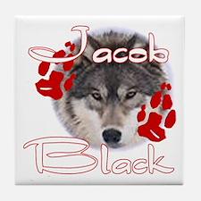 Jacob Black /4 Tile Coaster