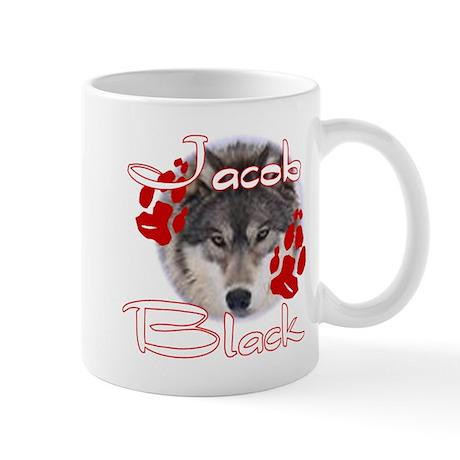 Jacob Black /4 Mug
