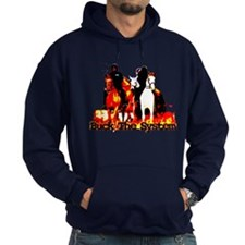 Limited Edition - 'Four Horsemen' Hoodie