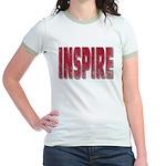 Inspire Jr. Ringer T-Shirt